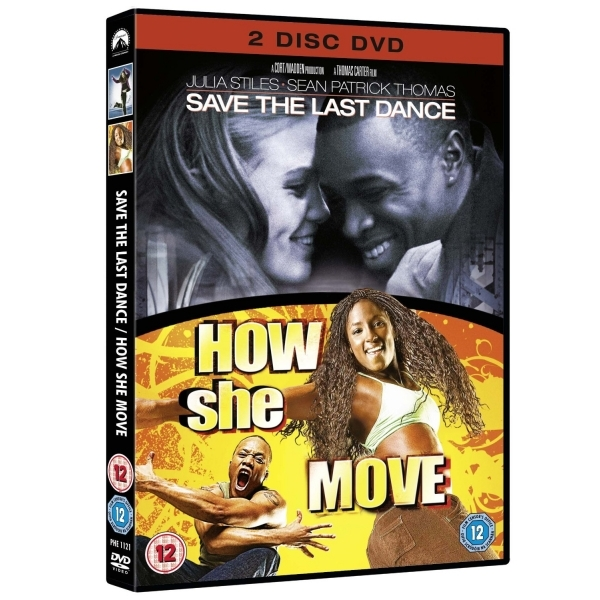 Save The Last Dance/How She Move DVD