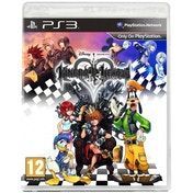 Kingdom Hearts HD 1.5 ReMIX Game PS3