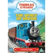Thomas & Friends The Spirit of Sodor DVD