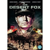 The Desert Fox DVD