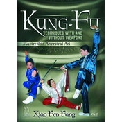 Kung Fu Techniques With And Without Weapons DVD