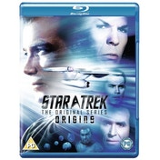 Star Trek the Original Series Origins (1969) Blu-ray