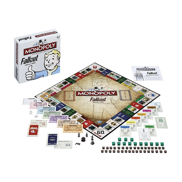 Fallout Monopoly Collector's Edition - Image 2