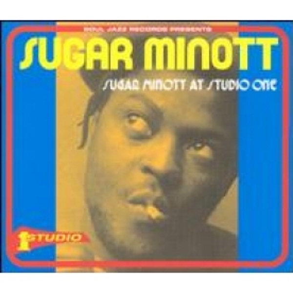 Sugar Minott - Sugar Minott At Studio One CD