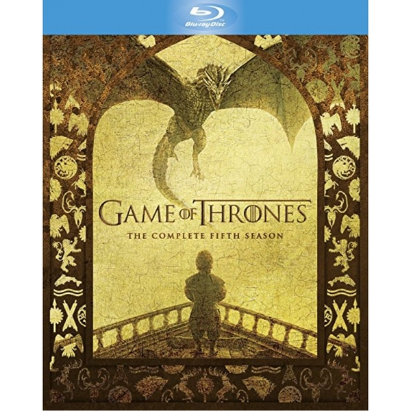 Game Of Thrones  Complete Fifth Season Blu-ray
