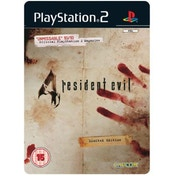 Resident Evil 4 Steel Book PS2 Game