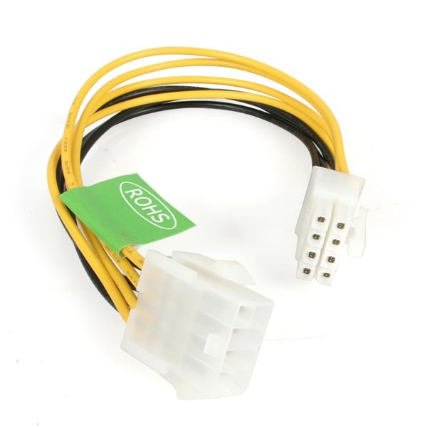 Startech.com 8in EPS 8 Pin Power Cable