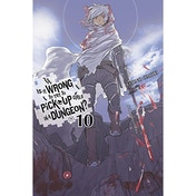 Is It Wrong to Try to Pick Up Girls in a Dungeon?, Vol. 10 (light novel)