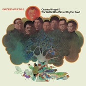 Charles Wright & The Watts 103rd Street Rhythm Band - Express Yourself Brown Vinyl