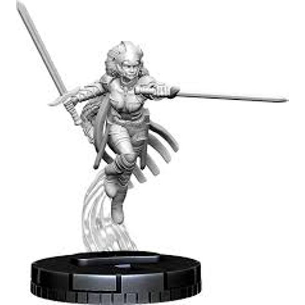 Marvel HeroClix Deep Cuts Unpainted Miniatures Warbird