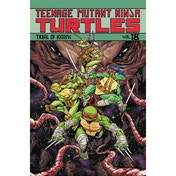 Teenage Mutant Ninja Turtles: Ongoing: Volume 18: Trial Of Krang