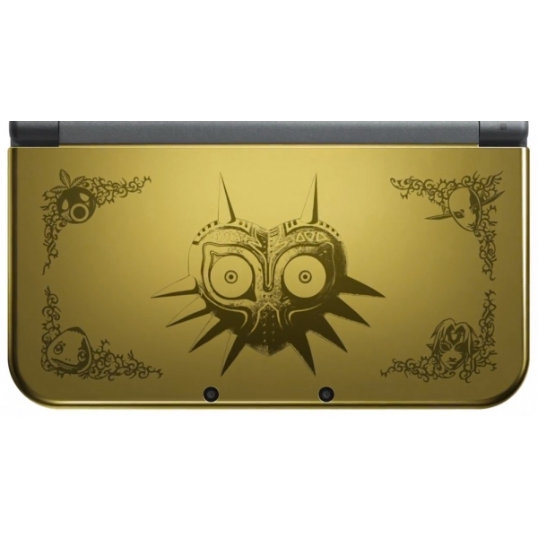 New Nintendo 3DS XL Handheld Console Majoras Mask Special Edition