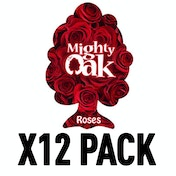 Modern Rose (Pack Of 12) Mighty Oak Air Freshener