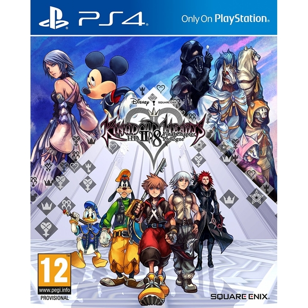 Disney Games For Ps4 : Kingdom hearts hd final chapter prologue ps game
