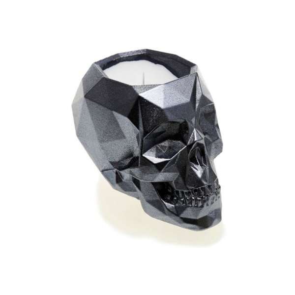 Concrete Steel Skull (For Him) Scented Candle