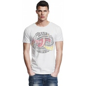 Plasticman Men's Large T-Shirt - White