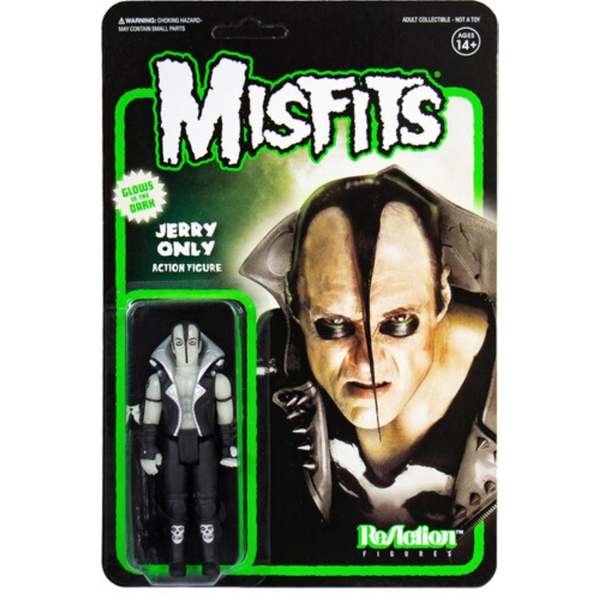 Jerry Only (Misfits) Glow in the Dark ReAction Figure