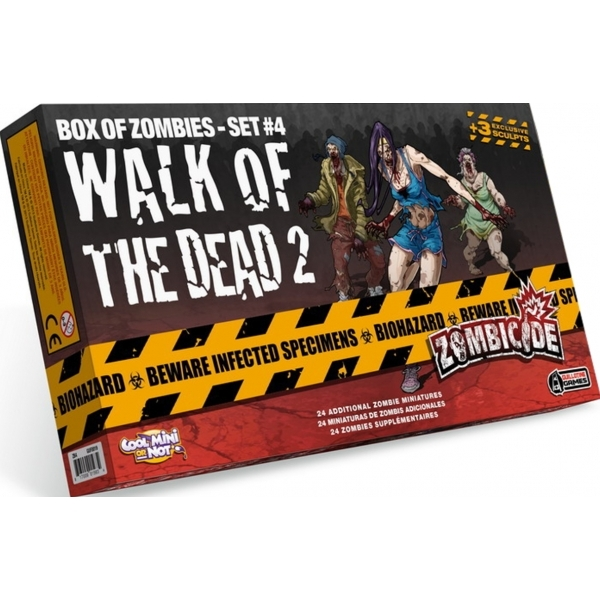 Zombicide Walk of the Dead Set 2 Board Game