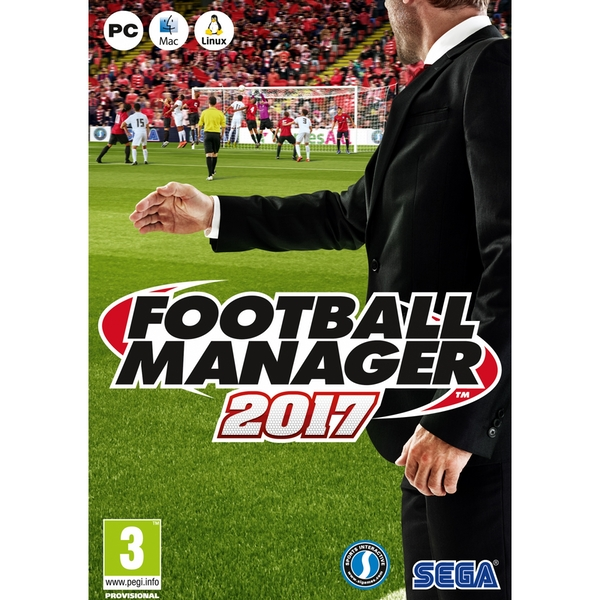 Football Manager 2017 PC & MAC & Linux Game