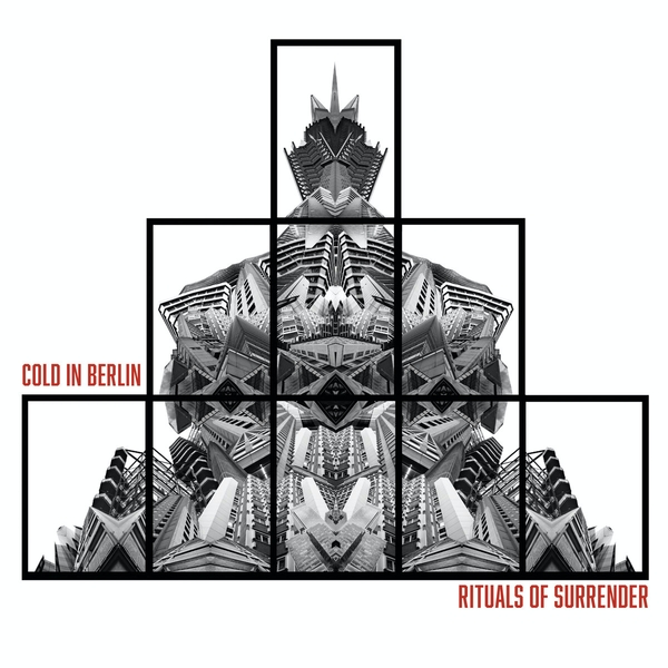Cold In Berlin ‎– Rituals Of Surrender Limited Edition Red & Black Vinyl