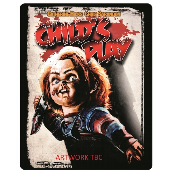 Child's Play (FuturePak) [Blu-ray]