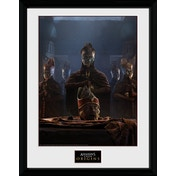 Assassins Creed Origins Order Of The Ancients Framed Collector Print