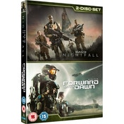 Halo 4 Forward Unto Dawn/Halo Nightfall Double Pack DVD