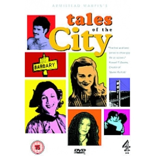 Tales Of The City DVD