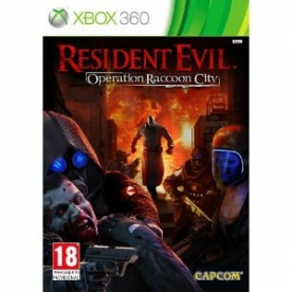 Resident Evil Operation Raccoon City Game Xbox 360 - Image 1