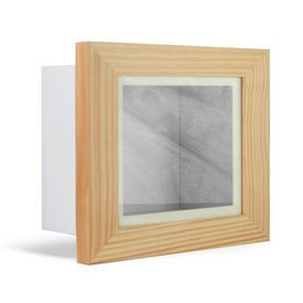 3D Box Frame | M&W Oak 10