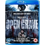 Open Grave Blu-ray