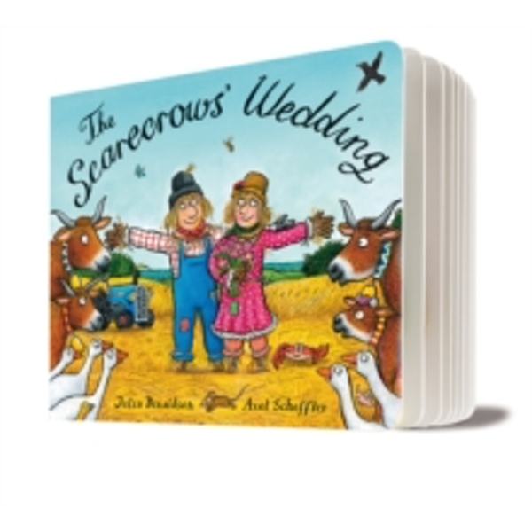 The Scarecrows' Wedding (Board book, 2016)