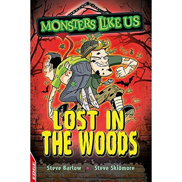 Lost in the Woods by Steve Skidmore, Steve Barlow (Paperback, 2016)