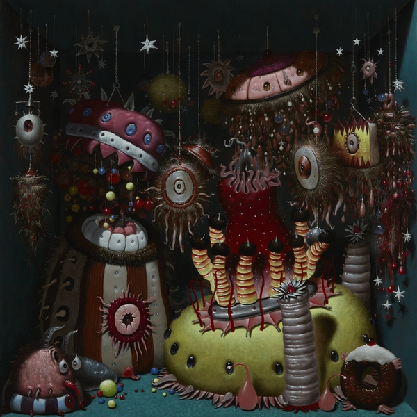 Orbital - Monsters Exist Vinyl