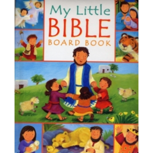 My Little Bible Board Book by Christina Goodings (Hardback, 2007)