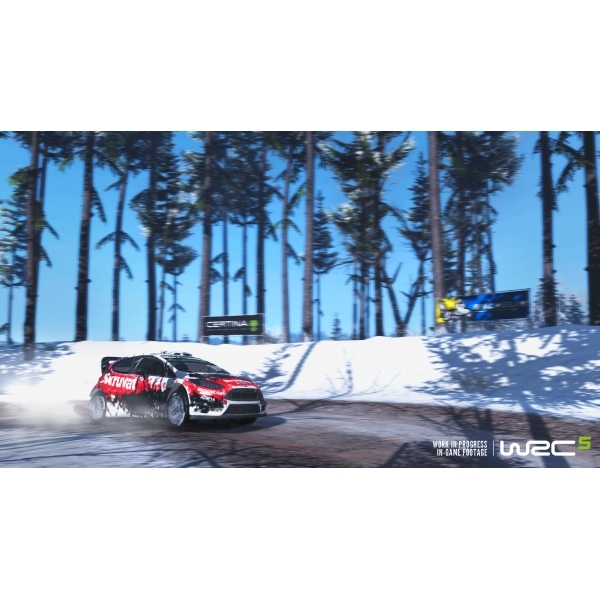 wrc 5 world rally championship ps4 game. Black Bedroom Furniture Sets. Home Design Ideas
