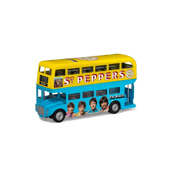 Corgi The Beatles London Bus 'Sgt. Pepper's Lonely Hearts Club Band' Diecast Model
