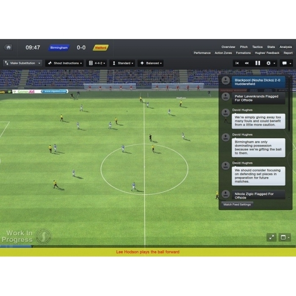 Football Manager 2014 PC CD Key Download for Steam - Image 2