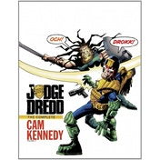 Judge Dredd: The Complete Cam Kennedy Volume 2