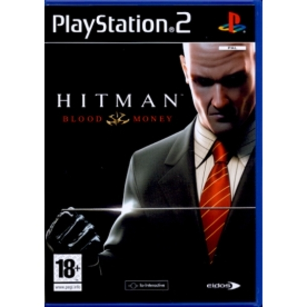 Hitman Blood Money Game PS2