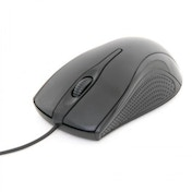 CiT OEM Scroller USB Brown Box Optical Mouse (Black)