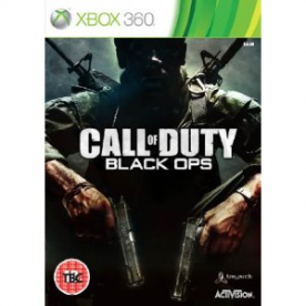 Call of Duty 7 Black Ops Game Xbox 360