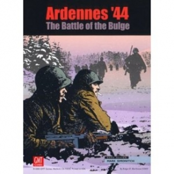 Ardennes 44 Battle of the Bulge Board Game