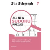 The Telegraph All New Sudoku Puzzles 7 by The Telegraph Media Group (Paperback, 2016)