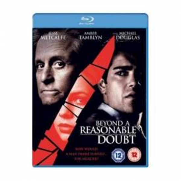 Beyond A Reasonable Doubt Blu-Ray