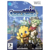 Final Fantasy Fables Chocobos Dungeon Game Wii