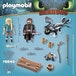 Playmobil DreamWorks Dragons Hiccup and Astrid with Baby Dragon - Image 3