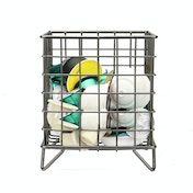 Coffee Pod Cage Holder | M&W Black