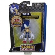 Sonic Through Time 2011 Sonic The Hedgehog 5 Inch Figure