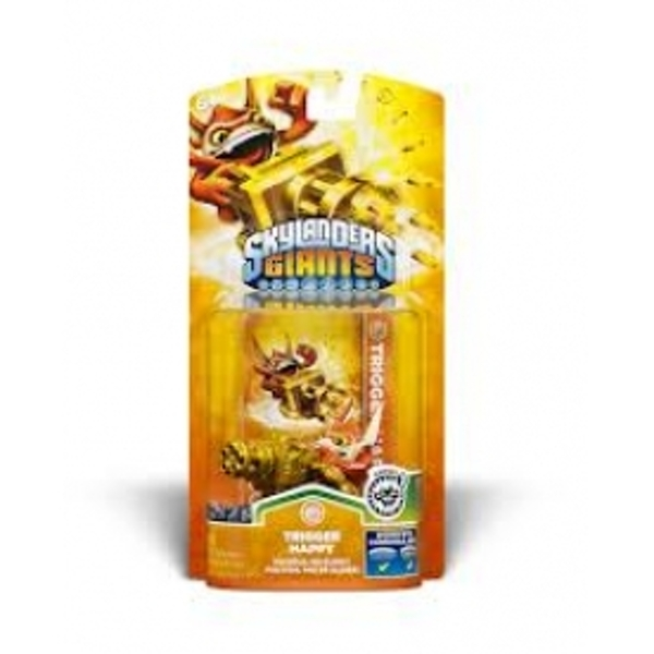 Series 2 Trigger Happy (Skylanders Giants) Tech Character Figure - Image 2